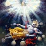 Unterschied zwischen Krishna und Vishnu
