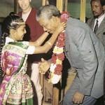 Nelson Mandela und die Bhagavad-gita