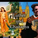 Luther und Chaitanya