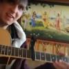Brahmbardix und seine neue Gitarre