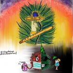 Coronakrise aus der Sicht der Bhagavad-gita