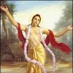 Chaitanya Mahaprabhu, Inkarnation Krishnas und Begründer der Sankirtana-Bewegung (14. Jhd.)