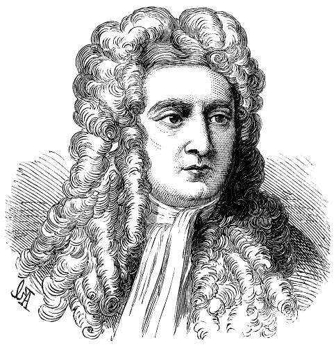 Sir Isaac Newton (1642-1726)