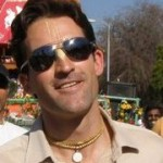 Chandrashekkhar Dasa, ein Geweihter Krishnas aus Kalifornien