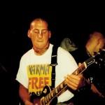 Gitarrist John Porcelly aka Paramananda Dasa