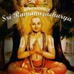 """Ramanujacharya (1017–1137), der Gründer der """"Sri-Sampradaya"""", einer bedeutenden südindischen Vaishnava-Tradition"""